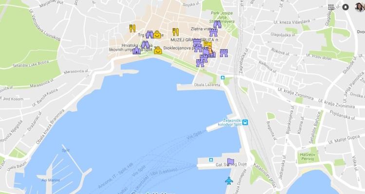 Split mapa geral