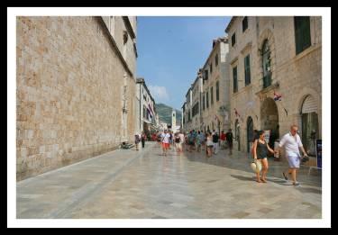 Stradum em Dubrovnik