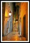 O charme de Split em suas ruelas estreitas e cheias de história