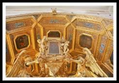 Detalhes do altar de Giovanni Morlaiter