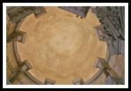 Abóbada da catedral