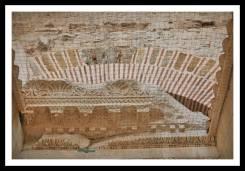 Detalhe do interior do Vestíbulo