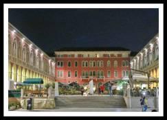 Praça da República e a arquitetura italiana
