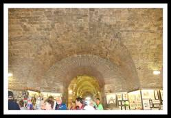 subterraneo palacio diocleciano split croacia