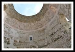 Detalhe das paredes do Vestíbulo