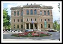 Zagreb na metade de junho: clima ameno
