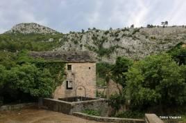 Vila abandonada em Hvar: Malo Grablje
