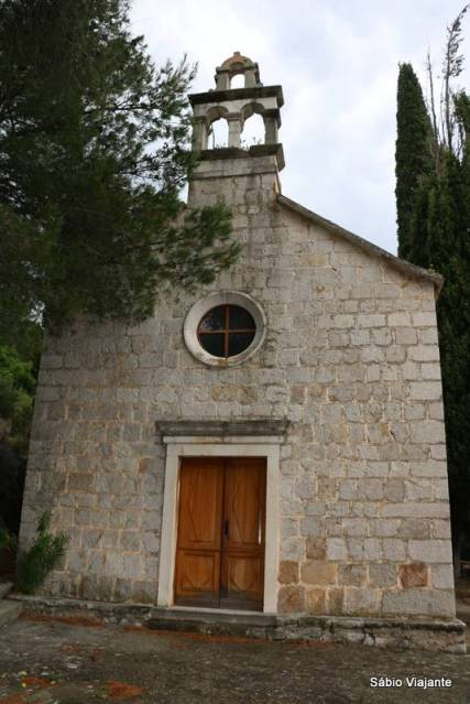 Igreja em Malo Grablje
