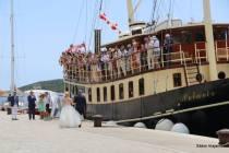 Casamento na Riva de Hvar