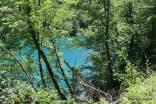 Trilha pelos lagos Plitvice