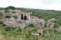 Vila no interior da ilha de Hvar