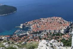 Dubrovnik vista do teleférico
