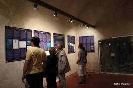 Informações sobre os naufrágios de onde foram recuperadas as peças do museu