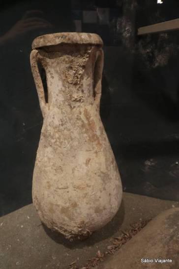 Uma ânfora grega encontrada próximo a Hvar