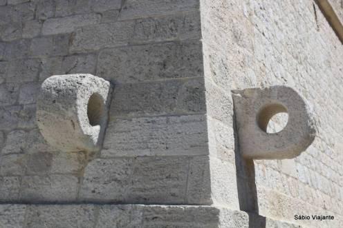 Detalhe da Torre Veneziana
