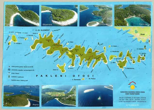 Ilhas Pakleni: muitas praias e atrações para todos os gostos!