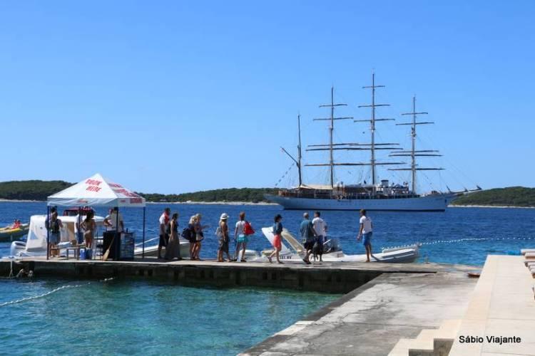 porto saida passeio ilhas hvar