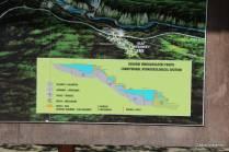 Variação das alturas dos lagos