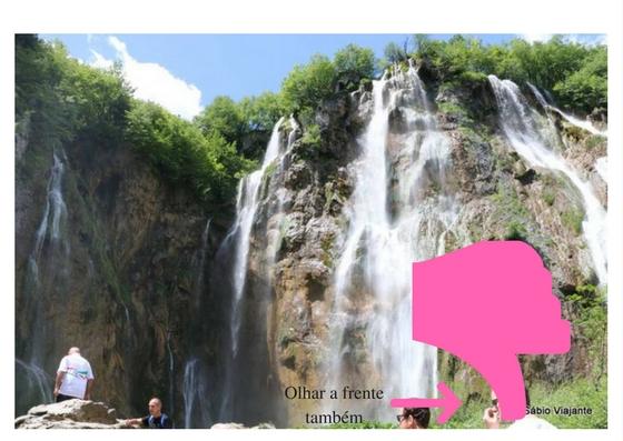 plitvice cachoeira
