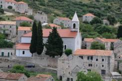 Igreja de Cosme e Damião em Velo Grablje
