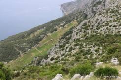 Sveti Nikola: atenção ao ponto de observação! O melhor lugar pode não ser o pico da montanha